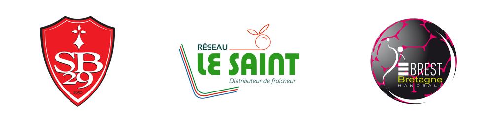 Partenaires Le Saint - BBH - Stade Brestois