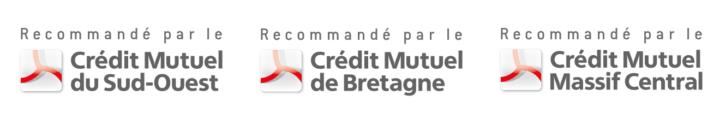 Logos CMSO CMB et CMMC